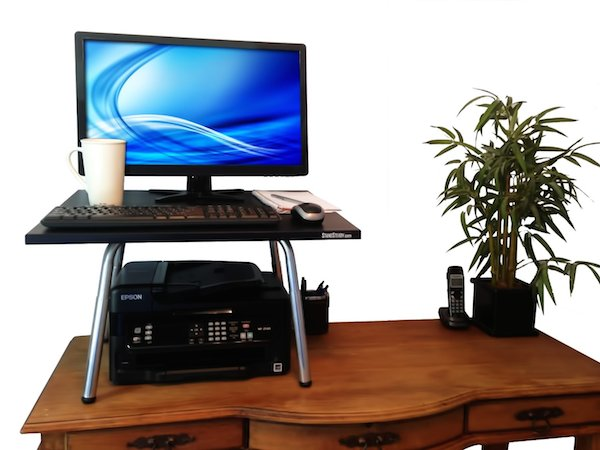 Stand Up Desk The Original Stand Steady Converts Your