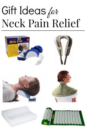 gift ideas for neck pain relief   Ergonomics Fix