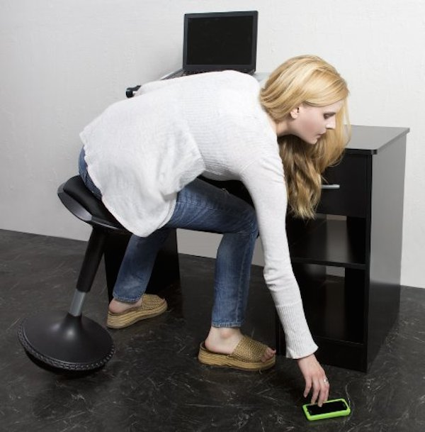 Wobble Stool By Uncaged Ergonomics The Perfect Ergonomic