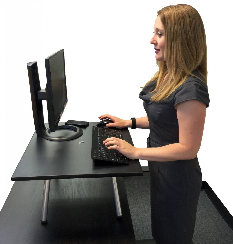 The 5 Best Standing Desk Converter Kits Ergonomics Fix