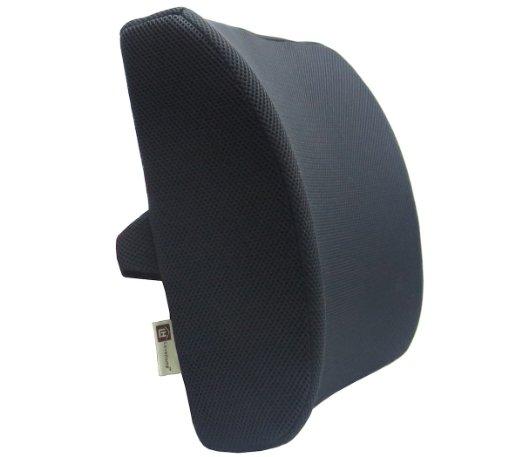 Love Home Memory Foam 3d Ventilative Mesh Lumbar Support